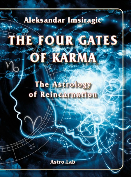 New Book in English by Aleksandar Imsiragic ''The Four Gates of Karma''